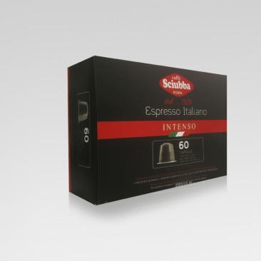 Capsule Nespresso compatibili – Intenso